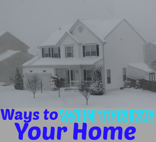 5 Tips To Winterize Your House